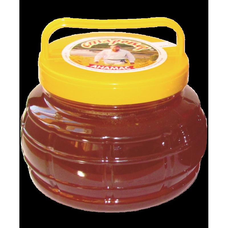 Анамас мёд Алтая
