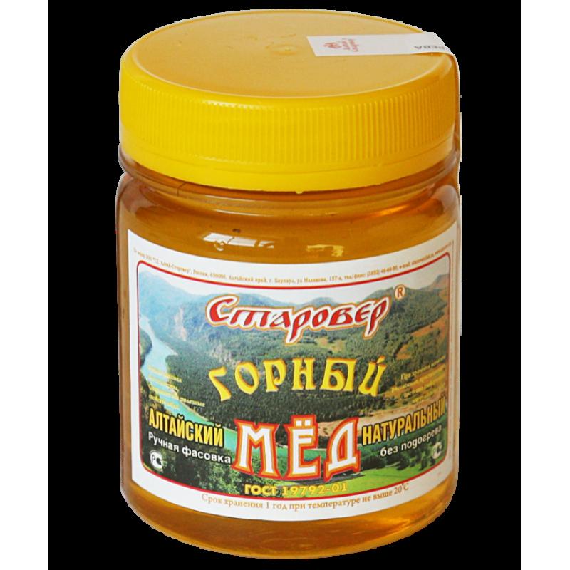 Мёд Горный п/п