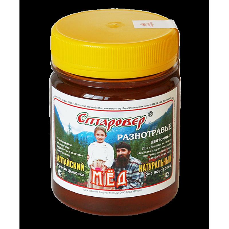 Мёд Разнотравье п/п