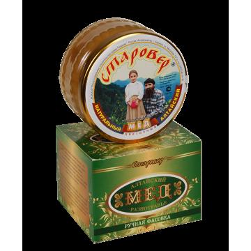 Алтайский мёд РАЗНОТРАВЬЕ (подарочный)