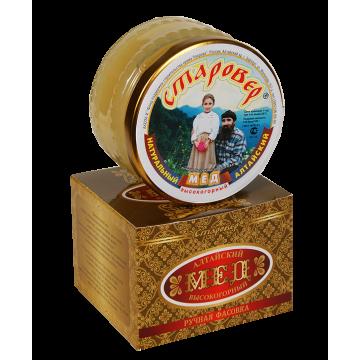 Алтайский мёд ВЫСОКОГОРНЫЙ (подарочный)
