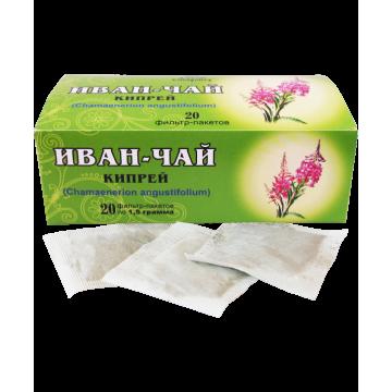 ИВАН-ЧАЙ (кипрей) (20 фильтр-пакетов по 1,5 г)